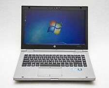 "Hp Elitebook 8470p Intel Core I5 3ª Gen 2,80 ghz 500gb 4gb 14"" Windows 7 Laptop"