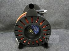 Cord Reel PRC-1 25ft 16AWG 3C 125V 10A 1250W 4x Outlets