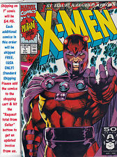 X-MEN VOL2 #1 MAGNETO UNREAD VF JIM LEE ART