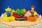 Disney Toy Story Woody Little Green Men Alien Toy Figure Cake Topper K1215 GH