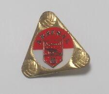 ARSENAL FC -  VINTAGE COFFER INSERT BADGE.