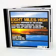 Uncut Eight Miles High - The Byrds, Blue Oyster Cult, Icicle Works - music cd