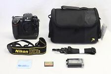 Nikon D2Xs 12.4 MP Digital SLR Camera EXCELLENT +Bonus Pro Bag - D2X D3 D3s DSLR