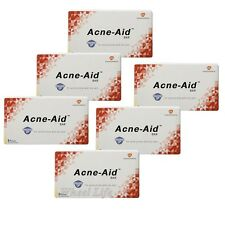 6 X 100g STIEFEL ACNE AID SOAP BAR DEEP CLEANSING PIMPLE OILY SKIN FACE Acne aid