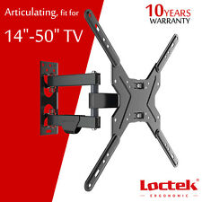 LCD LED Flat Tilt Corner HD TV Wall Mount Bracket 32 39 40 42 46 50 for Samsung