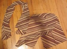 (2) Women's Light Brown Spring Scarves Scarf/Shawl NEW