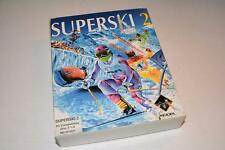 "IBM PC 5.25"" Software ~ Superski 2 by Microids ~ New"