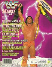 ED575 The Orient Express signed Wrestling Magazine pagew/COA  **PLEASE READ**
