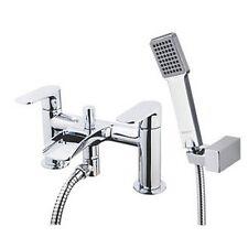 MORETTI CASCATA WATERFALL BATH / SHOWER MIXER BATHROOM TAP CHROME