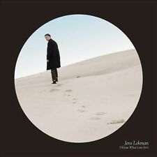 JENS LEKMAN I Know What Love Isn't CD NEW Secretly Canadian ‎SC225