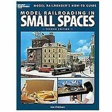 Model Railroader's How-to Guides: Model Railroading in Small Spaces by Mat...