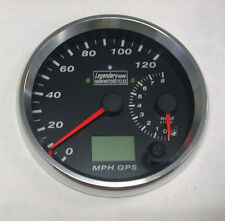 GPS DUAL Speedometer Tachometer Instrument Gauges Japanese British European