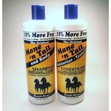 Mane 'n Tail Original Shampoo & Conditioner 16 oz Combo Set - SEALED