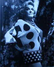 JANE RUSSELL clippings sexy B&W photos older 1990s tight sweater MILF sex symbol