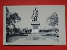 SAIGON Ho Chi Minh VIET NAM Vietnam Indochina statue Garnier French Colony