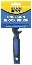 FFJ Emulsion Block Brush High Capacity Painters Brush Decorating FBBB001
