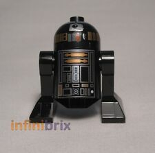 Lego R2-Q5 from Set 10188 Death Star, Star Wars Droid Minifigure BRAND NEW sw213