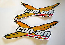 CAN-AM STICKERS X-TEAM SIDE X SIDE CANAM TEAM GRAPHICS LOGOS ATV GRAPHICS