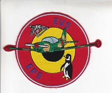 Org Patch:   SF-260 Marchetti EVS / EPE Belgian Air Force