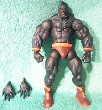 MECHA ZANGIEF black *LOOSE Street Fighter SOTA Marvel legends vs. Capcom figure