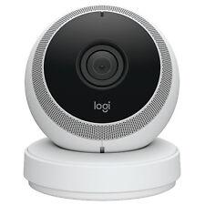 Logitech Circle tragbare Wi-Fi Video-Überwachungskamera mit Gegensprechfunktion