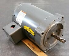 BALDOR KM3454 ELECTRIC MOTOR 1/4 HP 1725 RPM 230/460 VOLT 009
