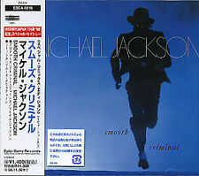 MICHAEL JACKSON Smooth Criminal EP JAPAN ONLY CD SEALED ESCA-6616 1996
