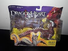 DRAGONHEART DRACO POWER FLAP WINGS ACTION READY JAWS ACTION FIGURE NIB