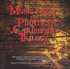 Music from the Pirates of the Caribbean Trilogy by City of Prague...