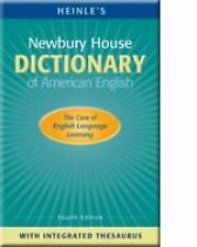 Newbury House Dictionaries: Newbury House Dictionary of American English by...