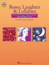 Roses, Laughter and Lullabies : For Mezzo-Soprano (Alto) and Piano (2008,...