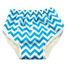 Alva Washable Reusable Baby Potty Training Pant Bamboo Inside Breathable XS31