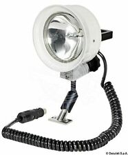 Osculati High Intensity Utility High-Beam Light 100W 12V 500m with Wall Bracket