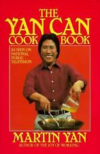 The Yan Can Cookbook by Martin Yan (1982, Paperback)