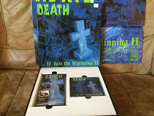 Death....is just the beginning II  2 CD & Video Box(1992)  limitiert,Sehr Rar!!!