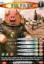 DR. WHO BATTLES IN TIME NO.033 Pig Pilot