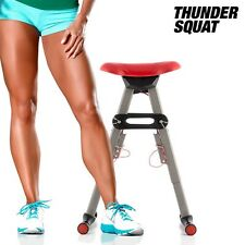 Squat machine muscle toning home gym equipment fat burning bum thighs calfs