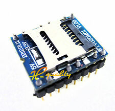 U-disk audio player SD card voice module MP3 Sound module WTV020-SD-16P