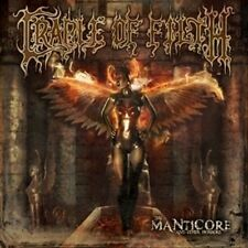 NEW The Manticore And Other Horrors by Cradle Of Filth CD (CD) Free P&H