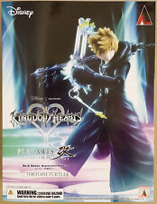 Play Arts Kai ROXAS ORGANIZATION ver KINGDOM HEARTS II Action figure Square Enix