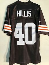 Reebok Premier NFL Jersey Browns Peyton Hillis Brown Alternate sz XL
