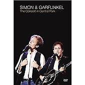 PAUL SIMON & ART GARFUNKEL - LIVE CONCERT IN CENTRAL PARK CD & DVD BRAND NEW