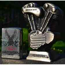 Japanese Zippo Harley Davidson Lighter - Japan - Limited 95th Anniversary - Rare
