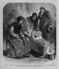 MONTREAL GRAY NUNNERY GENERAL HOSPITAL RESUSCITATING A FROZEN FOUNDLING STEAM