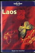 Lonely Planet Guide - Laos by Joe Cummings (Softback, 2002)