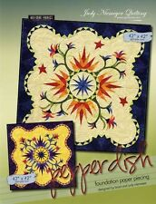 Pepper Dish Paper Piece Judy Niemeyer Quilt Pattern
