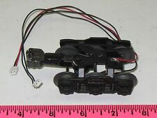 New lionel parts ~ 6-wheel die-cast metal trucks w/ pick-up & coil/power coupler