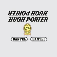 Hugh Porter Bicycle Decals, Transfers, Stickers n.1