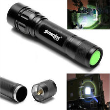 Focusable 5000 Lumens Adjustable XML T6 LED 18650 Flashlight Torch Lamp 3 Modes