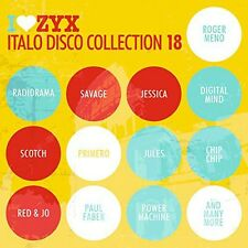 Various Artists - ZYX Italo Disco Collection 18 / Various [New CD]